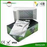 옥외 조경 램프 PIR 운동 측정기 태양 벽 빛