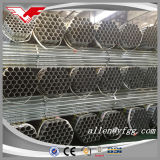 Трубы En 39/ASTM S53/BS1387 1.5inch покрынные цинком гальванизированные Scaffodling стальные