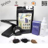 Personalizar a fibra imediata do cabelo das fibras do cabelo da queratina natural das fibras da queratina