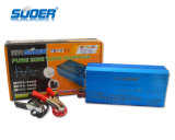 AC 500W 순수한 사인 파동 태양 에너지 변환장치 (FPC-500A)에 Suoer 12V DC