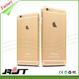 Casos transparentes suaves ultra delgados de la cubierta del teléfono celular de los accesorios TPU del teléfono para el iPhone 6 (RJT-0233)