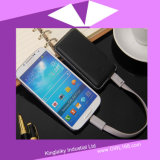 Pu Leather Power Bank 5000mAh Pb-1006