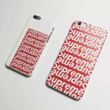 iPhone6를 위한 형식 Supreme Hard PC Case