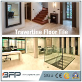 Elegante mármol travertino azulejo de suelo para interior y exterior Suelo / Pared con pulido de superficies