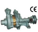 Крышка теплообменного аппарата морского двигателя дизеля