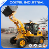 Китай Cheap Diesel Loader 1500kg Small Payloader
