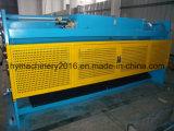 Máquina de corte de la viga hidráulica resistente del oscilación QC12y-16X6100