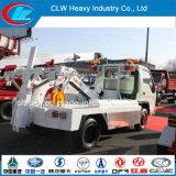 Fábrica 3 do Wrecker toneladas de caminhão do salvamento