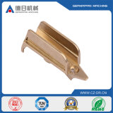 Carcaça de alumínio de fundição de aço da carcaça do cobre da precisão do OEM