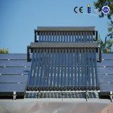 Chauffe-eau solaire pressurisé par fractionnement mondial de caloduc du marché