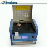 Portable automatique Transformateur Isolation huile diélectrique Perte Tester