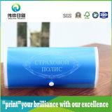 Sacs roulés de cadeau d'empaquetage en plastique d'impression de PVC