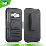 3 in 1 coperchio del telefono delle cellule per Samsung J1, J710