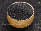 La vendita gradice i semi di sesamo neri naturali organici delle torte calde