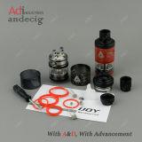 commercio all'ingrosso 25mm 6.3ml Ijoy Rdta illimitato del a&D più l'atomizzatore