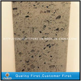Artificial Solid Surface Engineering Blue / Pink / Yellow / Green Colors Quartz Stone