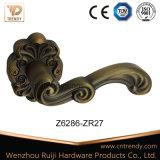 문 기계설비 부속품, 근엽 (Z6234-ZR11)에 아연 합금 문 레버 손잡이