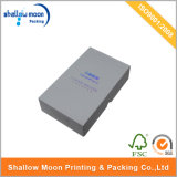 Personalizada caja de embalaje de teléfono celular blanco (QYCI1513)