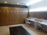 Swimmingpool-Schrank der modernen einfachen Lebensdauer-wasserdichter HPL