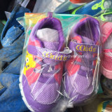 Vender a mistura denomina as sapatas inferiores dos esportes das crianças do estoque do preço (20160404-1)