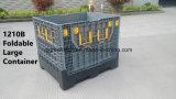 embalaje plástico modificado para requisitos particulares alta calidad de 1200X1000X975m m China para el surtidor del almacenaje (1210B)
