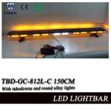 59 Zoll-schmaler Stängel LED Lightbar für grossen LKW-Fahrzeug-Warnleuchten-Stab (TBD-GC-812L-C 150CM)
