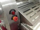 massa de pão elétrica superior Sheeter da tabela da capacidade do rolamento 5kg