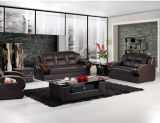 Sofa moderno con Genuine Leather Sofa Furniture per il salone