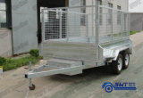 8X5 Fully Welded Hydraulic Tipper Trailer (SWT-HTT85)