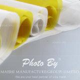 Engranzamento do poliéster para a impressão e a filtração