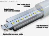 T8 LED 관 18W 1.2m 자연적인 백색