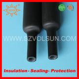 Tuyauterie adhésive de rétrécissement de la chaleur pour le cable connecteur (SBRS-125G (2X) (3X) (4X))