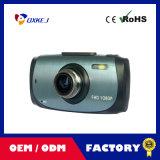 """2.7 """"完全なHD 1080P車DVRの手段のビデオ・カメラのダッシュカムレコーダーの夜間視界170度"""