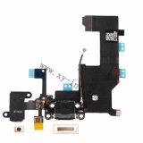 Кабель гибкого трубопровода порта данным по заряжателя наушников поручая для iPhone5C оптом
