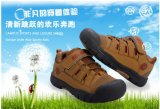 Zapatos corrientes de las marcas de fábrica del deporte al por mayor del bebé para los niños (GH1587)