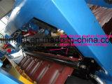 La nuova fabbricazione delle mattonelle di tetto del Ce laminato a freddo la formazione della macchina