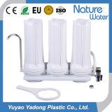 3 filtres d'eau de contre- dessus d'étape