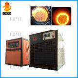 Oro Silver Platino che fonde il riscaldamento di induzione professionale che fonde Furnace con il refrigeratore