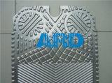 Ti de la placa AISI304 316 del cambiador de calor de la placa de Laval M6b M6m de la alfa