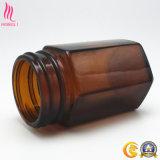 薬のパッキングのための中国の製造業者の六角形の薬の容器