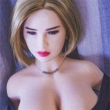 juguete masculino anal del adulto de la muñeca del amor del Masturbator del gatito de la vagina del 165cm