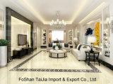 Voll polierte glasig-glänzende 600X600mm Porzellan-Fußboden-Fliese (TJ64018)