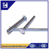 Rivet tubulaire et semi-tubulaire de longue longueur