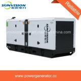 conjunto de generador 100kVA para la aplicación industrial, generador insonoro