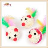 애완 동물 제품 사이살 삼 작은 마우스 고양이 장난감 (KB3018)