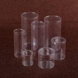 regalo di imballaggio di plastica/contenitore rotondi liberi ecologici cilindro dei monili (contenitore di PVC)