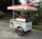 Тележка Popsicle мороженного привлекательности для дела