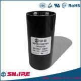 CD60 Typ Motorstartkondensator-elektrolytischer Aluminiumkondensator