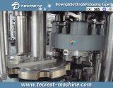 Riempitore di alluminio e capsulatrice della birra del barattolo di latta Monobloc