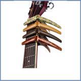 Ceja de la guitarra del modelo de flor